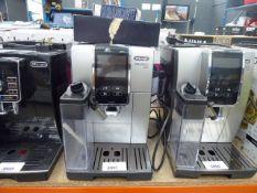 Unboxed Delonghi plus coffee dispenser