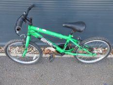 Green BMX