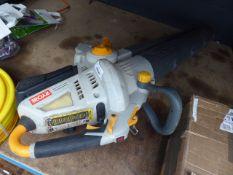 Ryobi petrol powered leaf blower
