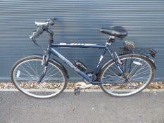 Cross dark blue gents cycle