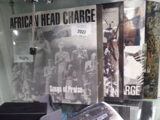 5 Sealed albums by African Head Charge to include songs of praise