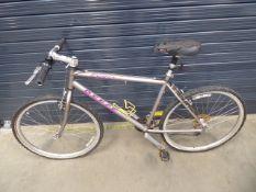 Light brown gents mountain bike