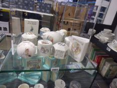 11 Beatrix Potter money boxes (proceeds of the sale will be donated to Great Ormond Street