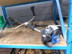McAllister petrol-powered brushcutter