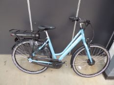 Blue Vitesse Pulse ladies electric bike (no charger)