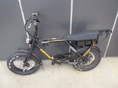 Barracuda Rogue electric-assisted bike