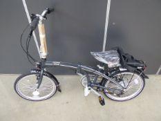 Orus foldup bike