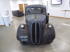 1953 Fordson 'Model 8' Thames 5cwt light van with a range of original paperwork. Purchased from