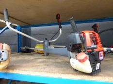 Red Robin petrol-powered brushcutter