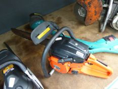 Sachs Dolmar petrol-powered chainsaw