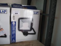 12 4000 lumen 50w LAP LED security lights