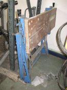 Wood and metal work mate