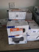 Quantity of various wattage LAP LED wall lights