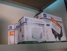 Quantity of BG weatherproof outdoor switch sockets