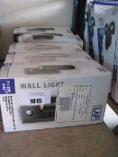 5 2x35w IP44 LAP wall lights