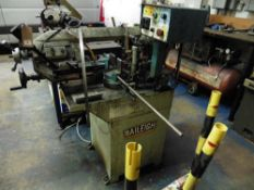 Baileigh Industrial 3 phase Metal Horizontal band saw