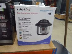 Instant pot 7 in 1 multi functional programmable pressure cooker