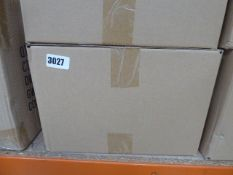 Box containing cosmetic nail pads