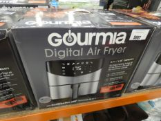 (66) Boxed Gourmia Digital Air fryer