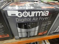 (67) Boxed Gourmia Digital Air fryer