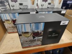 3 boxed Chef & Sommelier wine glass sets