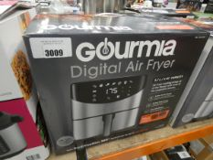 (68) Boxed Gourmia Digital Air fryer