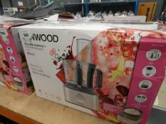 (53) Boxed Kenwood Multi Pro Compact Plus food processor