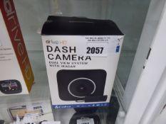 DRive HD by Cobra dash cam in box
