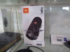 JBL flip 5 bluetooth speaker with box