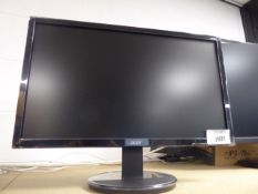 Acer 22'' monitor