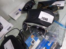 Pair of Rayban sunglasses model RB3386