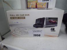 Full HD car DVR dash cam system
