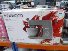 (89) Boxed Kenwood Chef Elite kitchen machine
