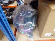 Large bag of mixed Contigo drinking bottles