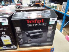 (59) Boxed Tefal select grill