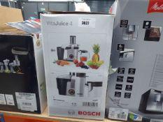 Bosch Viva Juice juicer