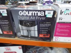 (84) Boxed Gourmet digital air fryer