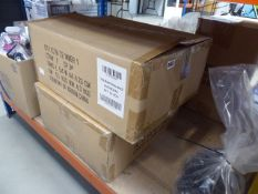 2 large boxes of Total promotional Venice bags