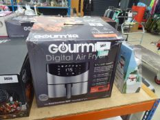 (69) Boxed gourmet digital air fryer