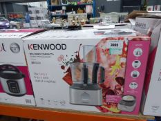 (71) Boxed Kenwood multi compact plus food processor