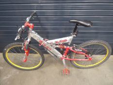 Excalibur X500 childs mountain bike