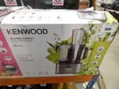 57 Kenwood multi pro compact food processor