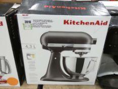 94 Boxed Kitchen Aid 4.3L mixer