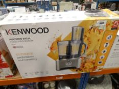 82 Boxed Kenwood multi pro XL food processor