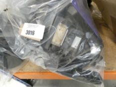 Small bag of BT and Panasonic phone hand sets