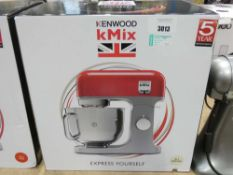 22 Boxed Kenwood K mix mixer