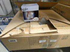 Box of Tetley Tea drinking mug sets