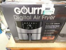 20 Boxed gourmet digital air fryer