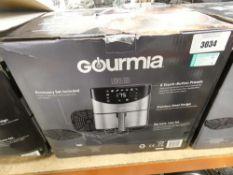8 Boxed gourmet digital air fryer