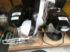 3114 /3095 Storage basket and 3 coffee machines